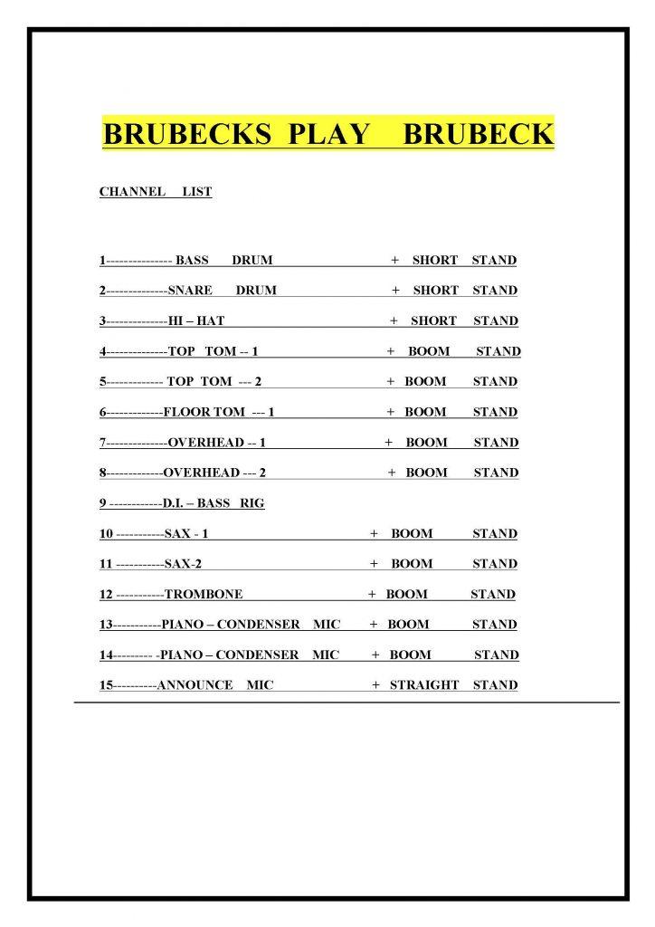 bpb CHANNEL LIST